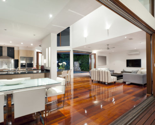 modern home - all kind door services ltd